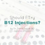 Should I Try B12 Injections?