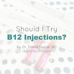 Should I Try B12 Injections
