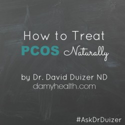 Treat PCOS Dr David Duizer