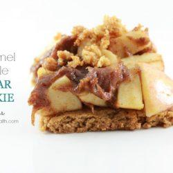 caramel apple cookie bars1