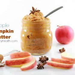 pumpkin spiced apple butter1