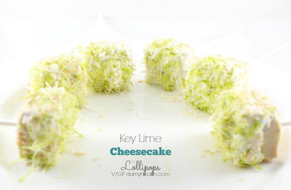 key lime pie cheesecake lollipops1