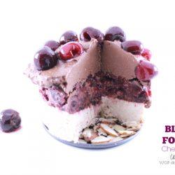 Vegan Black Forest Cheesecake1