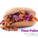 Faux Pulled Pork AKA Pulled Cauliflower