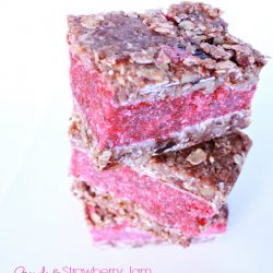 Ice Cream Breakfast Bars