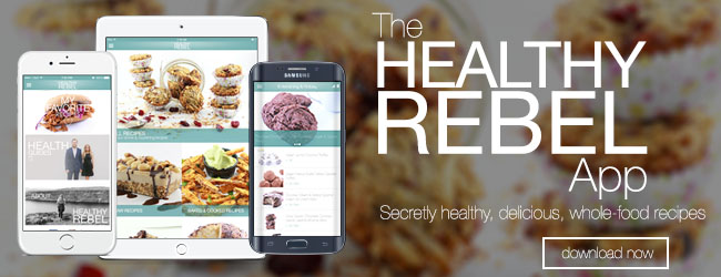 Healthy Rebel App
