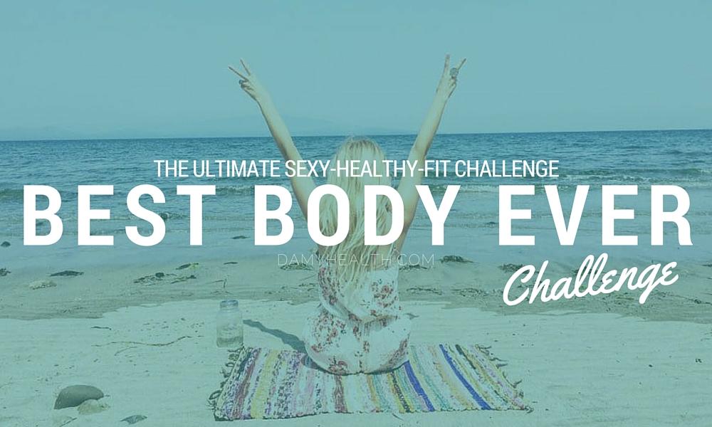 BEST BODY EVER CHALLENGE