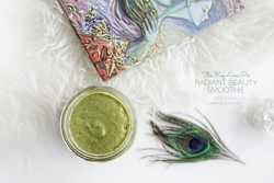 Key Lime Pie Radiant Beauty smoothie Recipe