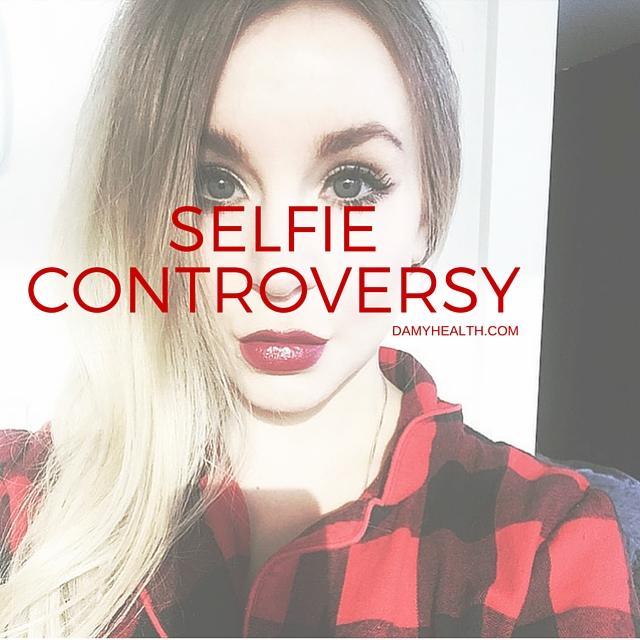 SELFIE CONTROVERSY