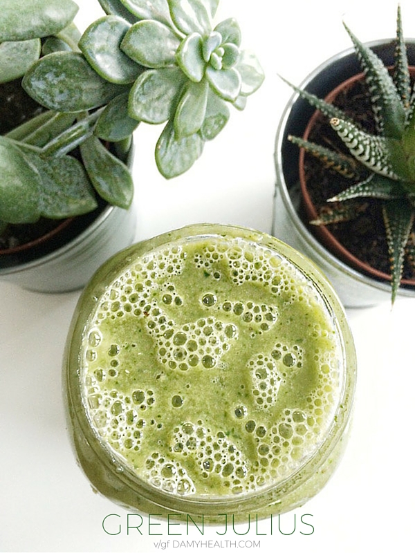 THE GREEN JULIUS SMOOTHIE 1