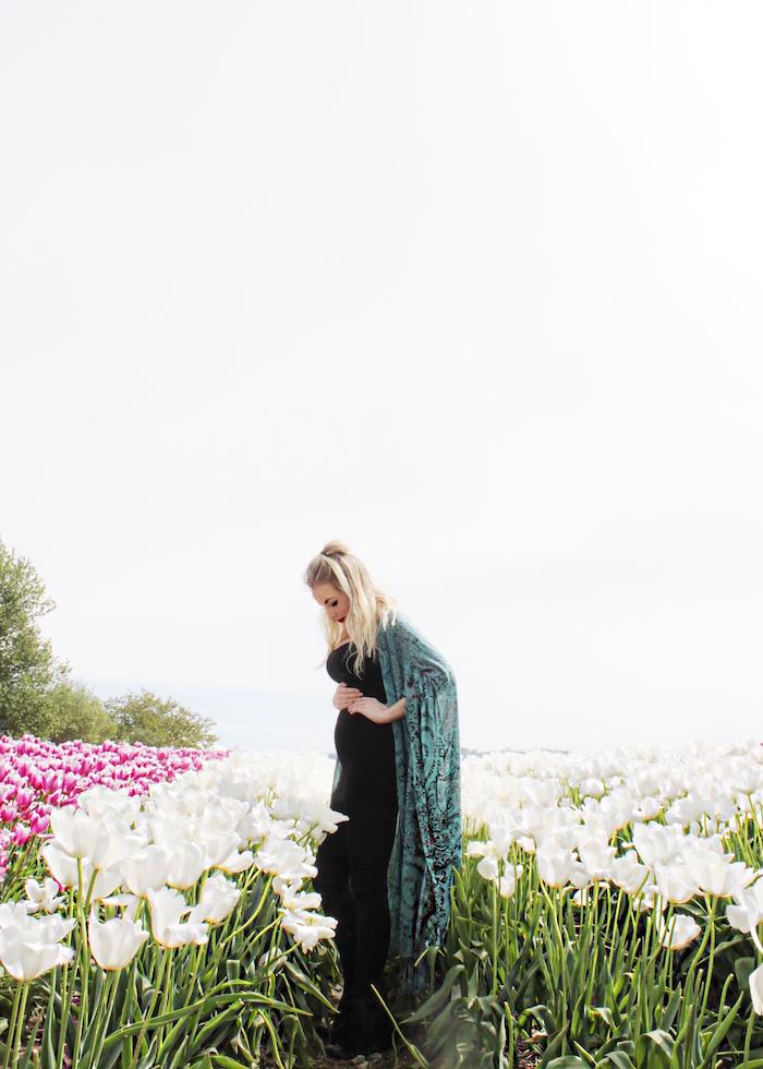 Gender announcement & second trimester bump update