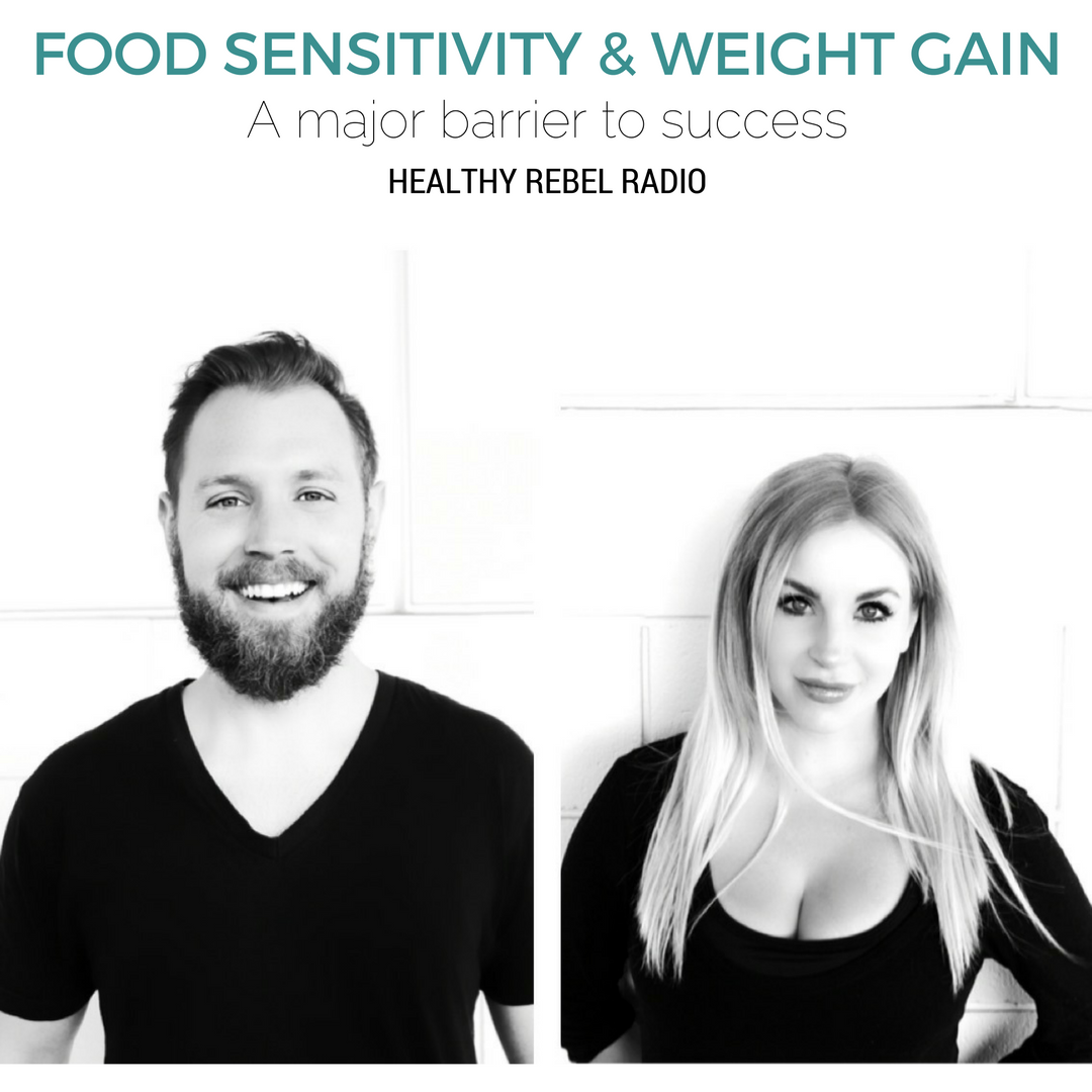 food sensitivity and weight gain