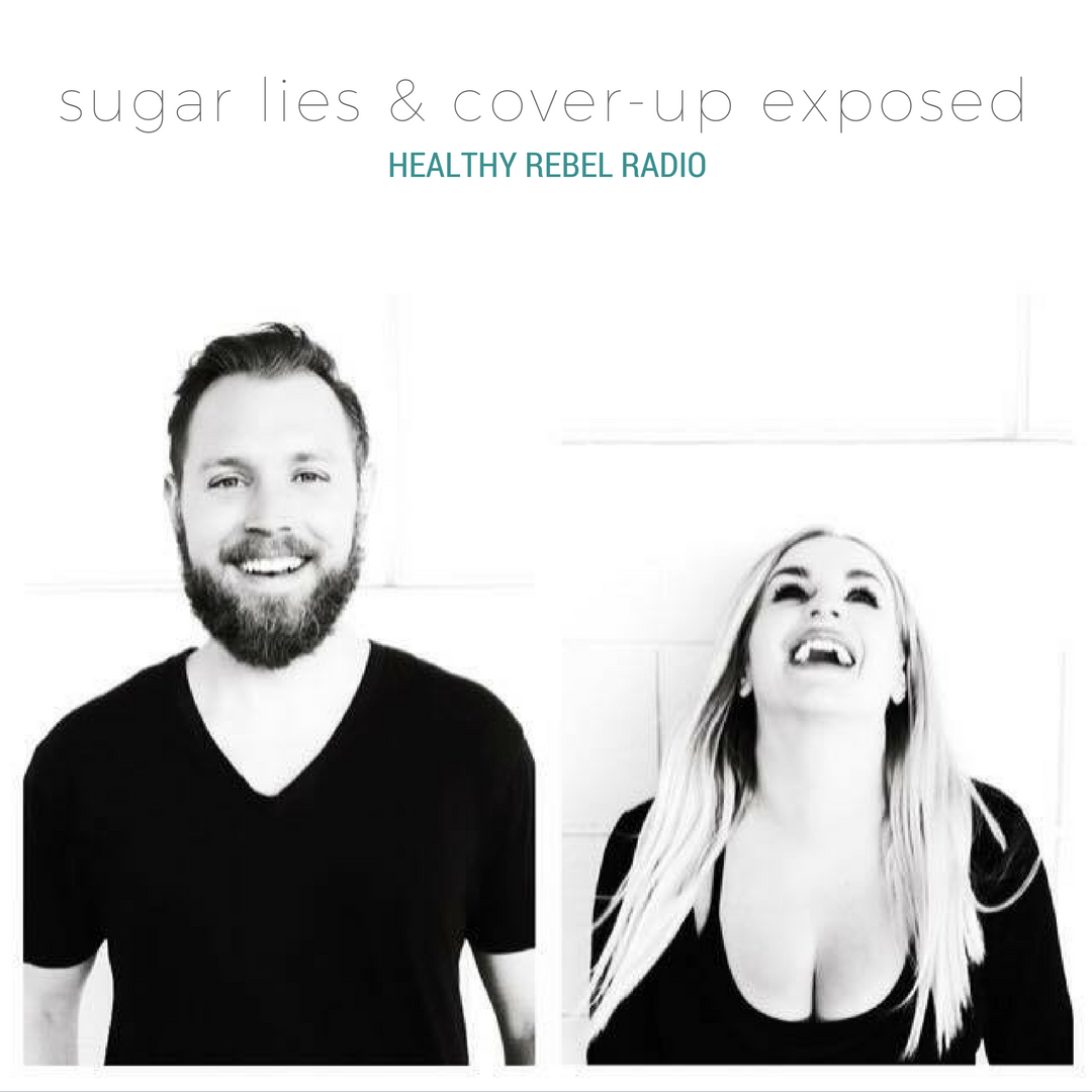 Obesity Rebel Challenge Pledge: Epi 126: Sugar Lies And Cover-up Exposed