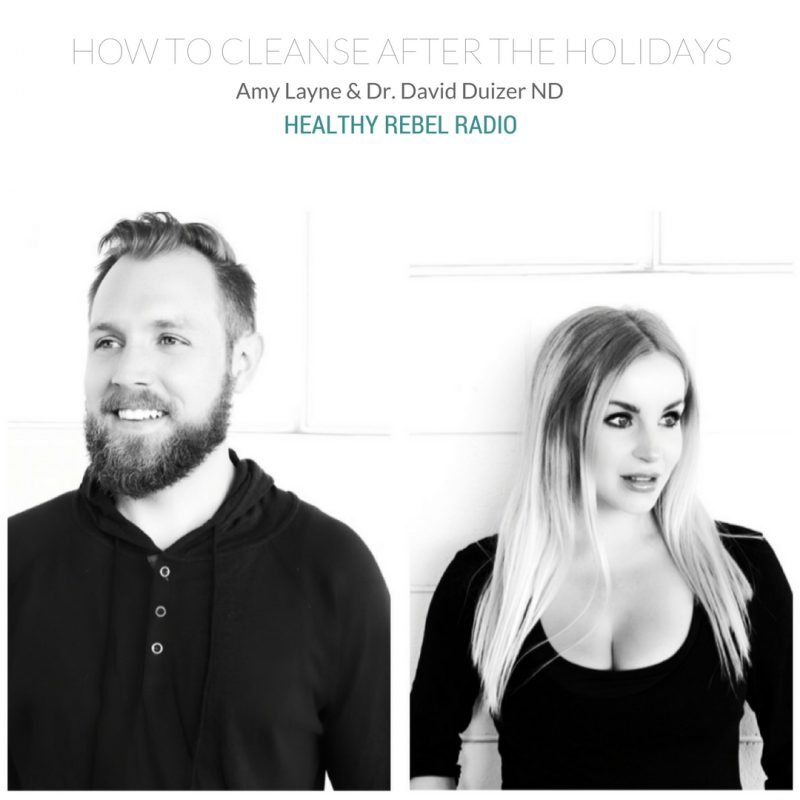 Epi 132: How to cleanse after holiday eating