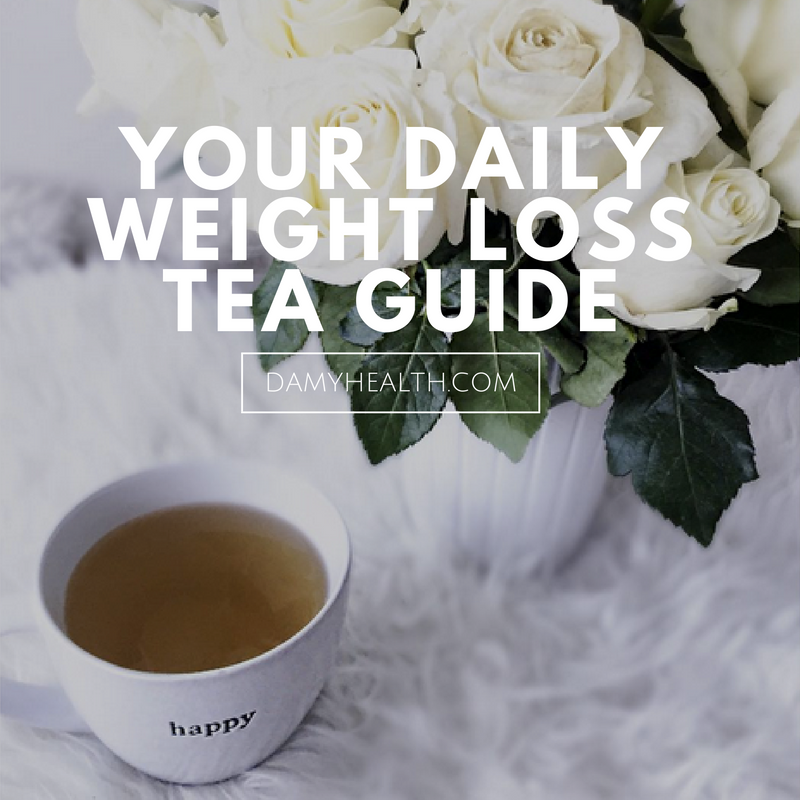 daily weight loss tea guide