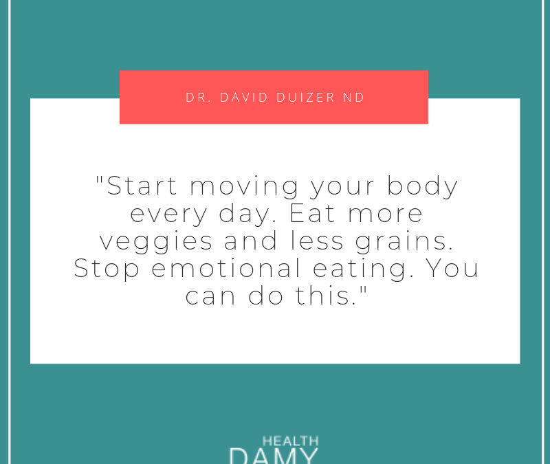 Just Do It – How to find discipline and lose weight for good