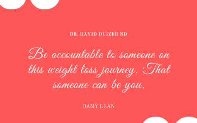 Your own accountability plan – How to stay consistent