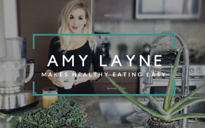 143: Amy Layne makes healthy eating easy