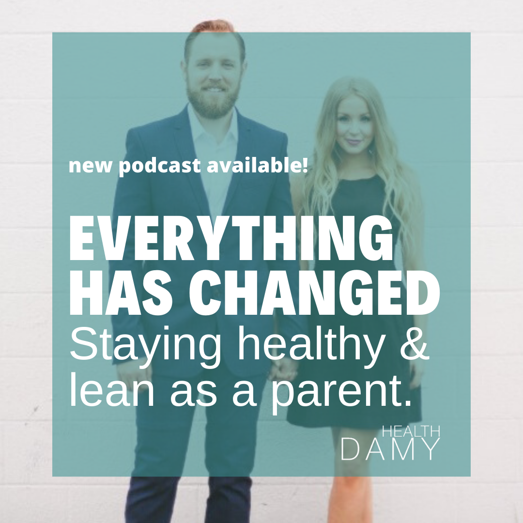 142: Everything has changed – Raising children, longevity, wellness and eating clean