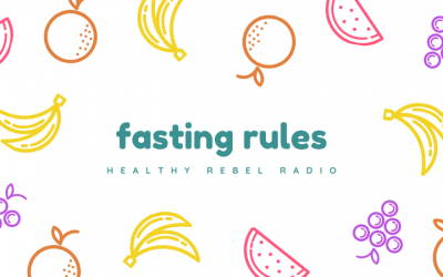 145: Safe Fasting Rules – When not to fast