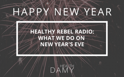 What we do on New Year's Eve (Live New Year's Eve Podcast)